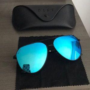 DIFF dash sunglasses